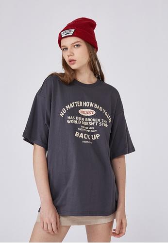Twenty Eight Shoes Trend Printed Short T-shirt HH9026 F7B02AADA0C98CGS_1