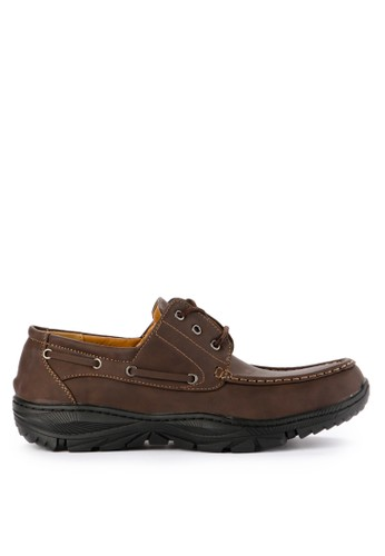 Rocklander brown Rocklander Shoes RO753SH0UYFTID_1