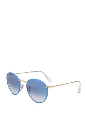 Ray-Ban blue Metal Man Sunglasses D8B5DGL2CFE0E0GS_1