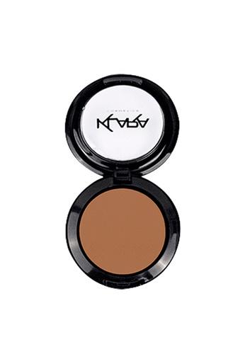KLARA COSMETICS brown Matte Eyeshadow #26 - Natural Tan 080CBBEE03B01CGS_1