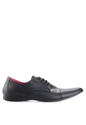 NIEL black Jon Synthetic Leather NI227SH59JFWID_1