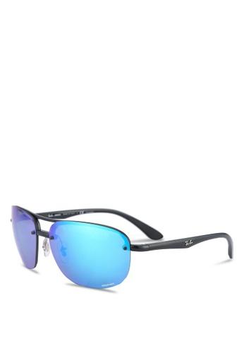 Ray-Ban black RB4275CH Chromance Sunglasses RA896GL0RNJIMY_1