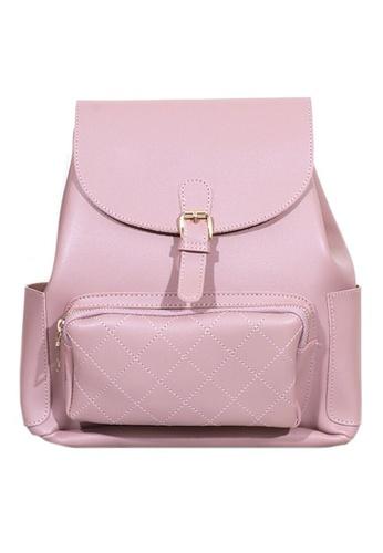 Adkidz pink Adkidz Pink Backpack 5B68CKC17B5C05GS_1