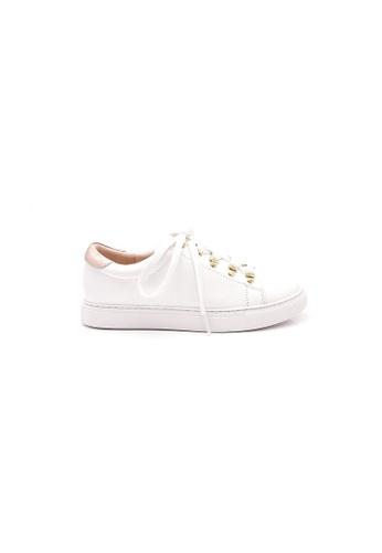 Elisa Litz white Hathaway Sneakers (White) FDBD7SHE4920E6GS_1