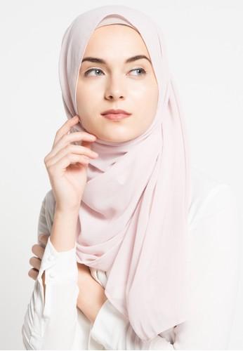 Vivi Zubedi pink Halifa Hijab VI990AA02WBXID_1