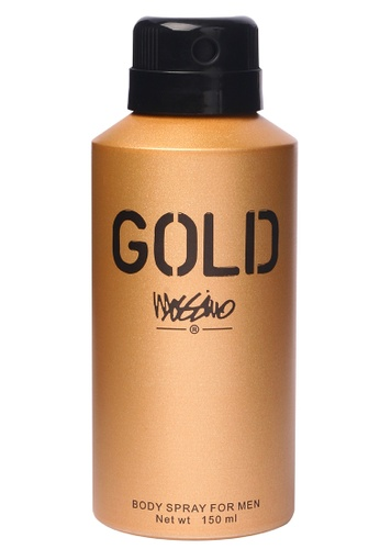 Mossimo Scents gold GOLD MO678BE79PXCPH_1