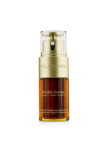Clarins CLARINS - Double Serum (Hydric + Lipidic System) Complete Age Control Concentrate 30ml/1oz 29DC1BE3B68AECGS_1