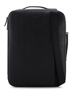 f5cc4b93bda Agnes B black Laptop Backpack CDA76ACED2CD2FGS 1