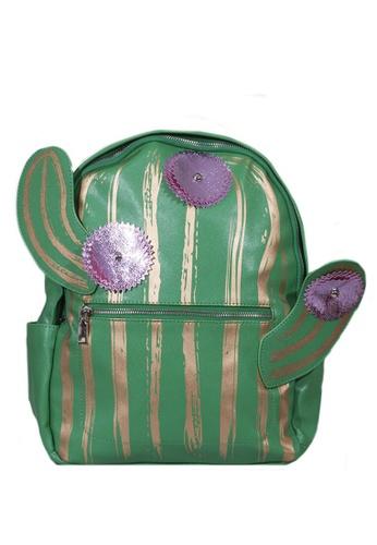 Adkidz green Adkidz Travel and School Backpack 6E624KC3E149A1GS_1