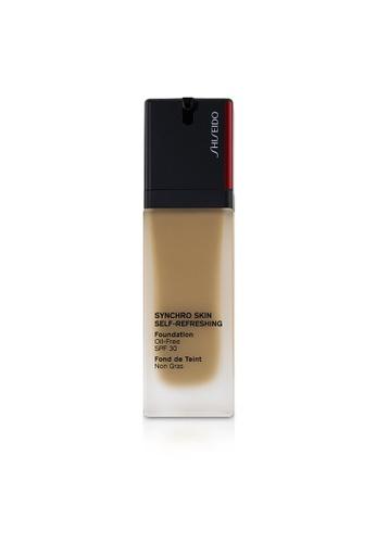 Shiseido SHISEIDO - Synchro Skin Self Refreshing Foundation SPF 30 - # 360 Citrine 30ml/1oz 6DD6DBEEFDED61GS_1