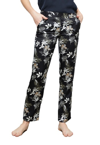 Etam multi Ara Foliage Print Pants 5017AAA05C871BGS_1