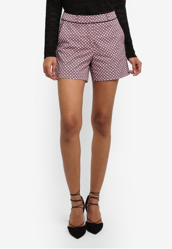 f648162197 Buy Sisley Geometric Bermuda Shorts