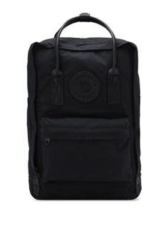 48bd2e7058e18 Fjallraven Kanken black Black Kanken No.2 Laptop 15   Laptop Backpack  FJ382AC0RWL1MY 1