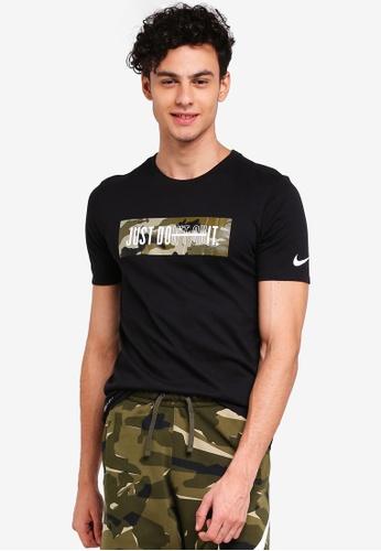 Nike black As M Nike Dry Tee Dfc Jdq Ssnl 7B8D2AAD98A0B8GS_1