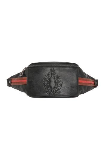 Lara black Men's Crossbody Bag E5984ACA76B4ADGS_1
