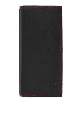 Playboy black Playboy Bi-Fold Long Wallet PL371AC0SK0RMY_1