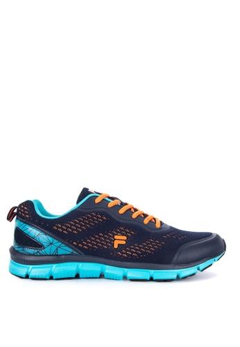 Fila navy F Intermix Running Shoes 2AD50SH5D1A71EGS_1