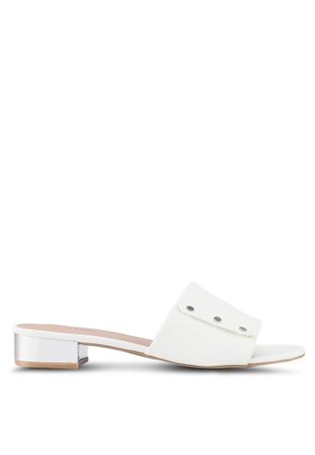 Call It Spring white Hairasien Sandals 11260SH882E187GS_1