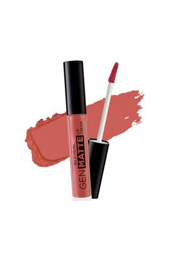 Prestigio Delights Gen Matte Lip Cream 07 Rose Latte 3.8ml 0CC6EBE8BF41D5GS_1