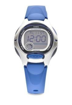 Round Digital Watch LW-200-2A