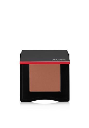 Shiseido brown Shiseido Big Bang Make Up INNERGLOW CHEEKPOWDER 09 88D63BE7C207A5GS_1