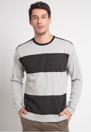 hurley multi and grey Surplus Top Sweatshirt F9CCAAA0089438GS_1