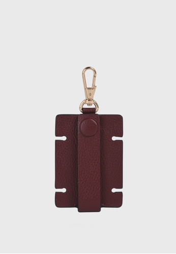 Tocco Toscano red Lunar Cable Organiser (Burgundy) A2FD7ACB7365C8GS_1