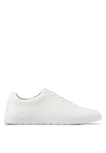 ALDO white Heary Sneakers 81A2BSH37CE86CGS_1