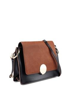 48% OFF ESPRIT Dual Tone Shoulder Bag RM 249.90 NOW RM 129.90 Sizes One Size ecade2933af40