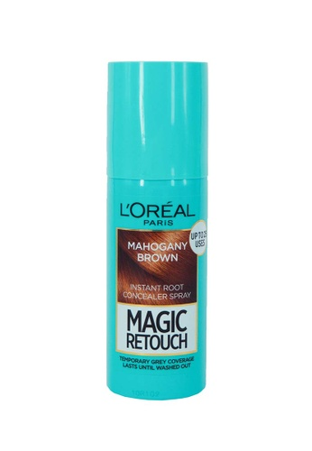 L'Oréal Paris brown L'Oreal Paris Magic Retouch Mahogany 3BC44BEE0260C6GS_1