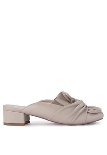 ELLE beige Ladies Shoes 30114Za DFBE4SH8C47E9DGS_1