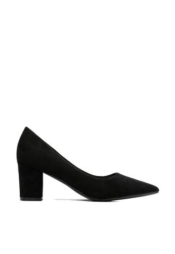 Twenty Eight Shoes black 6.5CM Pointy Pumps 1308-1 813CDSH5836DE7GS_1