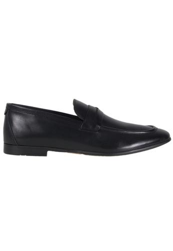 Tomaz black Tomaz F145 Formal Saddle Slip On (Black) 09CF5SH679EBBEGS_1