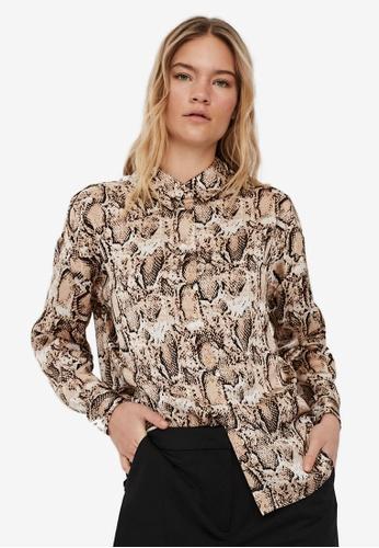Vero Moda black Cailey Shirt 2E8B6AA67CB232GS_1