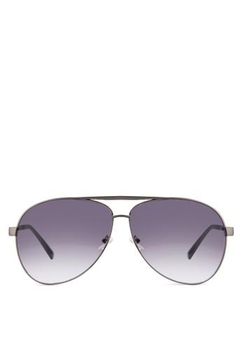 大esprit 工作框UV400 飛行員太陽眼鏡, 飾品配件, 大框