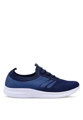 Spiffy navy Spiffy Light Sneakers B407FSHF7A85E1GS_1