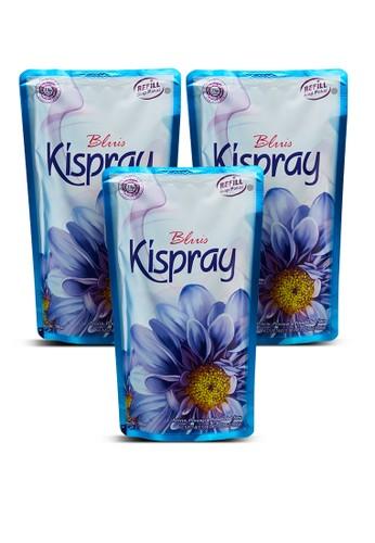 Kispray Kispray Refill Pouch Bluis - 3 pcs F204DES3B1FAD9GS_1