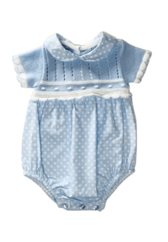 RAISING LITTLE blue Jacky Romper A02C7KAD2A575DGS_1