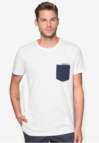 口袋棉esprit香港分店質TEE, 服飾, T恤