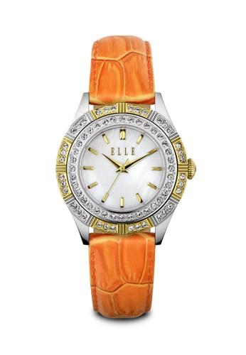 ELLE orange Jam Tangan Wanita Elle EL20389S03N 31270AC4CFA79BGS_1