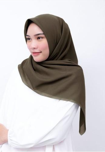 HijabChic brown Gina Scarf Plaza Taupe FD51CAAD1E9FAAGS_1
