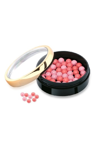 GOLDEN ROSE pink Ball Blusher - #3 GO743BE52DTRMY_1