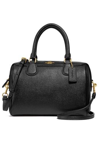 Coach black Mini Bennett Satchel Bag (cv) 76228AC20594CCGS_1