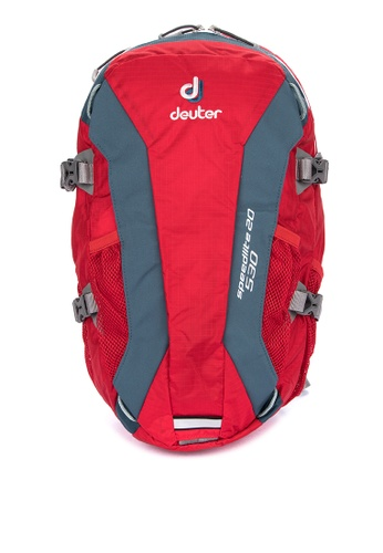 Deuter red Speed Lite 20 Day Hike Backpack 2017 3B5F7AC7EA19F8GS_1