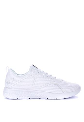 PEAK white Jogging Ace Lifestyle Sneakers F6BBASH9CC8171GS_1