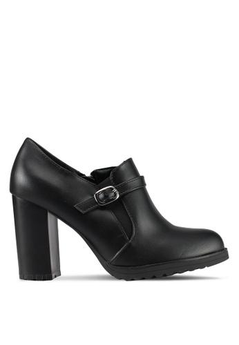 Noveni black Heeled Booties 2FCA9SHD45F39CGS_1