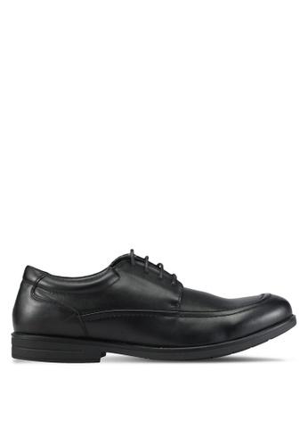Bata black Comfit Cyril Dress Shoes 2DDDBSHF31D734GS_1