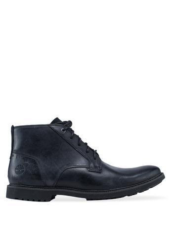 Timberland black Lafayette Park Chukka Shoes 0D8A9SH5241B21GS_1