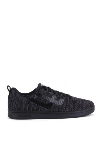 World Balance black Freedom Knit Sneakers 7BE8DSHF4130DEGS_1