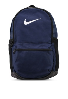 Nike navy Nike Brasilia Medium Training Backpack 116ADAC0D8026DGS 1 515291bec219d